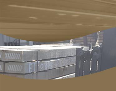 Le bois sous rail