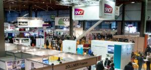 Rail Europe Solutions présent à la 11ème édition du Sifer